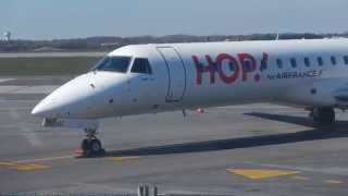F-GRGC HOP! Embraer ERJ-145 - Engines 2x AN AE3007