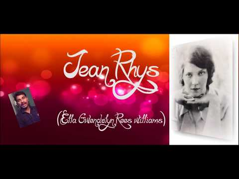 Jean Rhys Short Biography and Some Interesting Facts About The Author (UGC CBSE NET/SET/SLET)