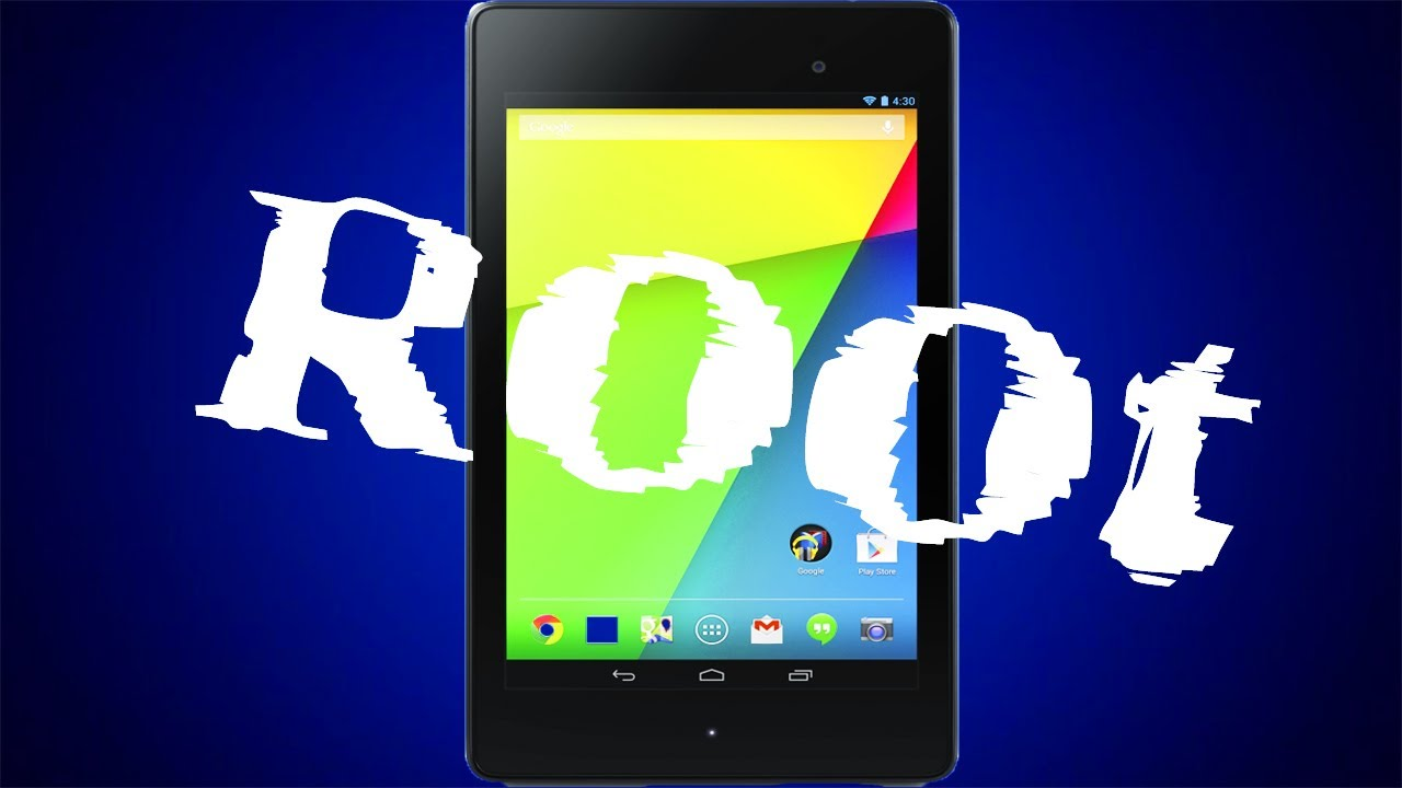 How to Root the New Nexus 7 [2013][2nd Generation]
