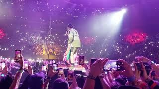 Bad Bunny - Te Boté En Vivo (X100PRE Tour Monterrey, México) HD