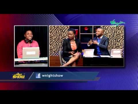 THE NIGHT SHOW/SOFT SKILLS AND HARD SKILLS/WAZOBIA TV(1)