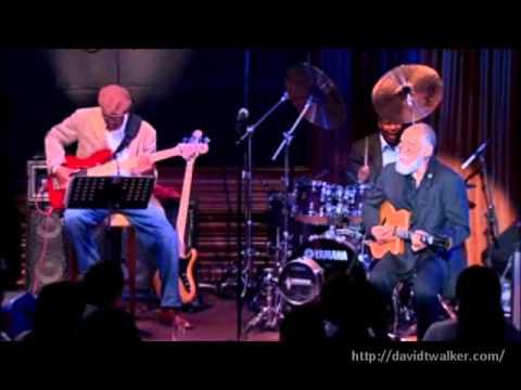 David T. Walker - An-Noor (Live)  [Official Video]