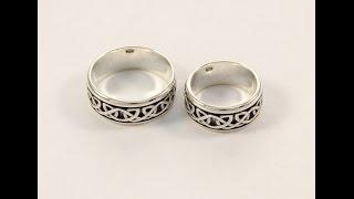 Обручальные кольца с узорами(, 2016-02-23T05:36:32.000Z)