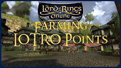 LOTRO Point Farming (95LP/40min, without Introduction) | LOTRO Guide | Lord Of The Rings Online