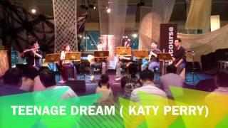 Teenage Dream ( Wind Quintet instrumental )