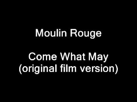 Клип Moulin Rouge - Come What May (Original Film Version)