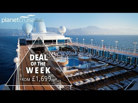 Azamara Quest 8 Night Caribbean Cruise from £1699pp | Planet Cruise Deals of the Week