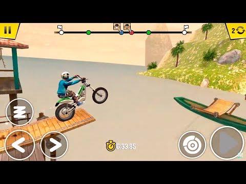 Trial Xtreme 4 Motor Bike Games - Motocross Racing Video Games