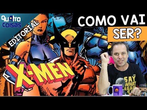 TEORIAS: X-MEN NA MARVEL STUDIOS DISNEY, COMO SERÃO? #Qu4troCoisas #XMen #MCU #Disney