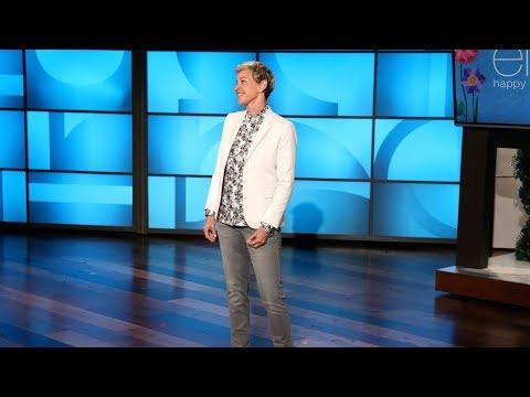 Ellen Cant Imagine Being Pregnant