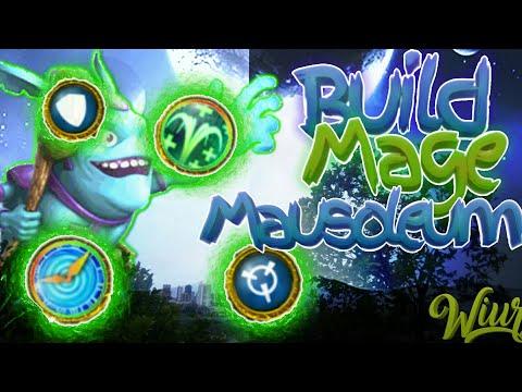 Build  Mage For Mausoleum - Arcane Legends
