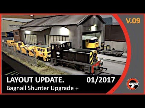 Old Oak Bridge - Jan 2017 update