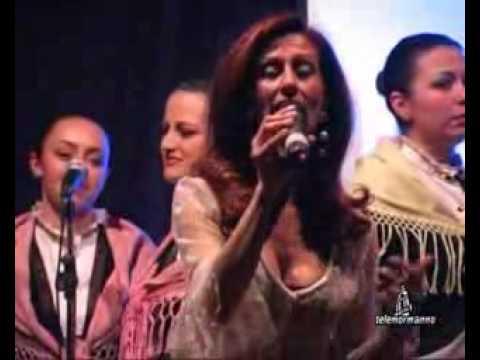 Miriam Scarcello canta la Calabrisella con i Miromagnum  (live)