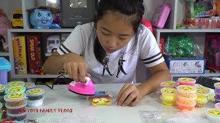 Đồ Chơi Hạt Nhựa Sáng Tạo Trẻ Em - Hồng Anh Gắn Hạt Hình Chú Gấu Vui Nhộn - Perler Beads for Kids