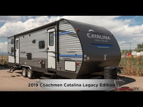 2019 Coachmen Catalina Legacy Edition 273BHS Video Tour from Lazydays