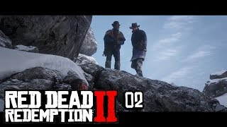 Red Dead Redemption 2 * 02 * WO IST JOHN?  * Old Man * Ps4pro