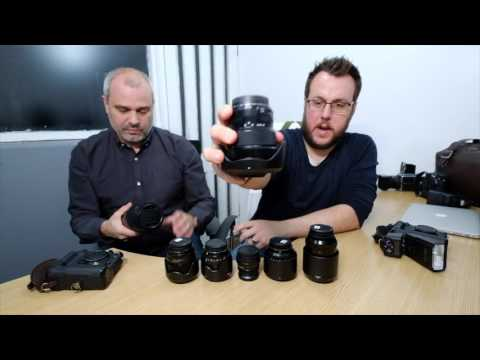 The Photography Team - Talking Fuji and our Fuji Lens Line Up
