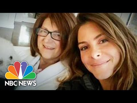 Maria Menounous Shares Her Mother's Fight With Cancer | Megyn Kelly | NBC News