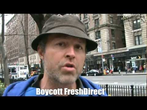 Reasons to Boycott Freshdirect and Stop it's move to the Bronx