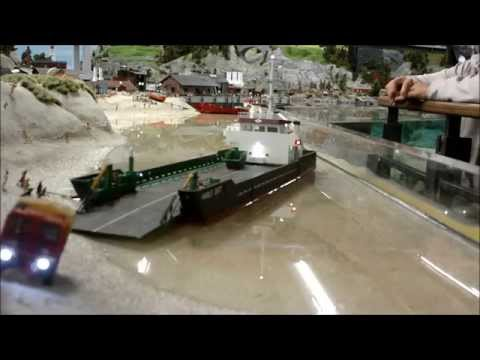 Nordostseewoche 2014 - rc model ships cruising at Miniatur Wunderland Hamburgиз YouTube · Длительность: 9 мин22 с