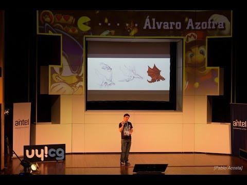 Álvaro Azofra / Ironhide Game Studio UY!CG 2013