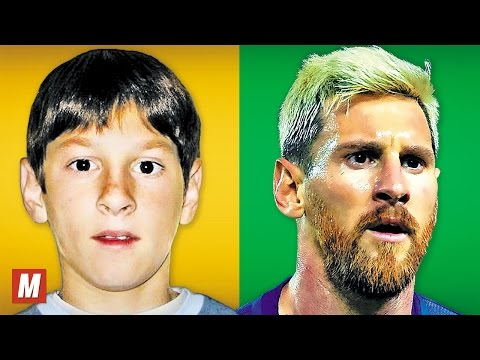 Lionel Messi | From 1 To 30 Years Old