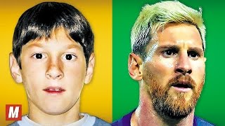 "Lionel ""Leo"" Messi 