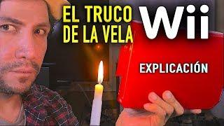El TRUCO  de la  VELA en  Nintendo Wii  | Explicación |  - Habla el Gamer