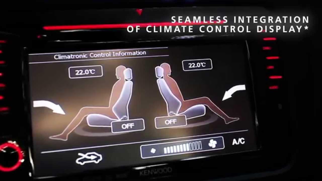 Volkswagen Commercial Vehicles • DNX525DAB Features • KENWOOD UK