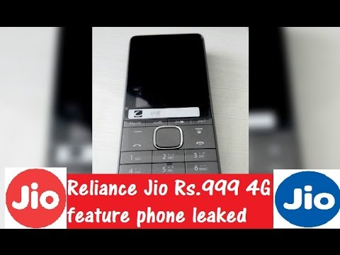 virul-news-!!!-reliance-jio-rs.999-4g-volte-feature-phone's-image-leaked---price,-availability