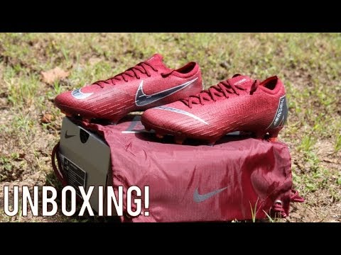 df17a1a3466 Nike Mercurial Vapor 12 Elite Rising Fire Pack - Unboxing! - YouTube
