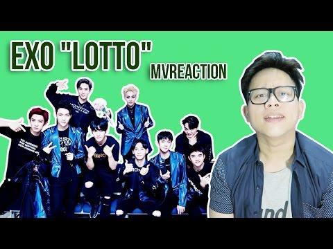 EXO 'LOTTO' MV REACTION   NGADU AYAM!!!