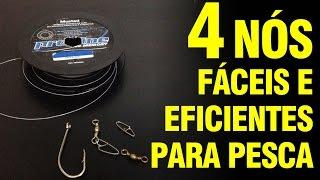 4 NÓS FÁCEIS E EFICIENTES PARA PESCA thumbnail
