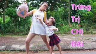Kiều Anh Lanh Chanh Dạy Chị Đại Bài Học Nhớ Đời - Trang Vlog