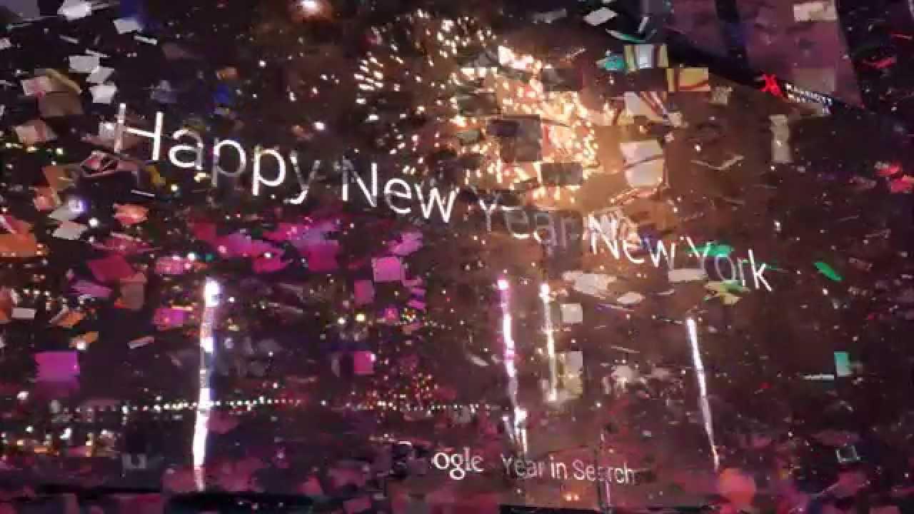 nyc happy new year