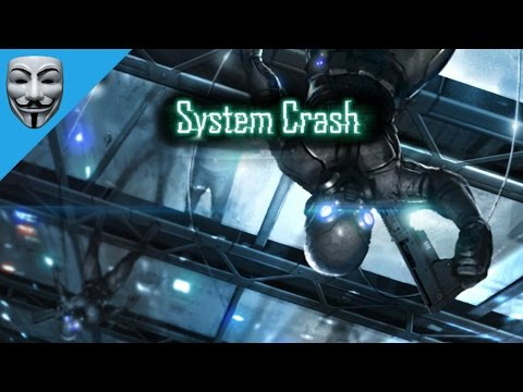 Let's Play System Crash || CCG Gaming Fun With A Story! (Commentary)