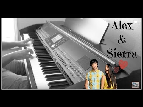 Little Do You Know- Alex & Sierra w/SHEET MUSIC (Piano Cover)