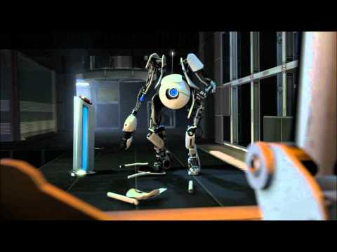 The National: Exile Vilify (Portal 2 Trailer)