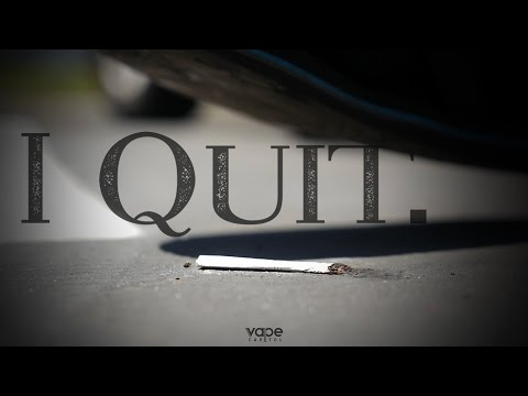 """I Quit."" - Tobacco vs. Vape Documentary Series Episode #2 - Gary Elias"