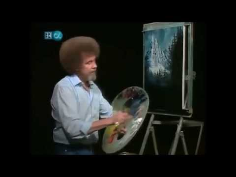 Bob Ross - Royal Majesty