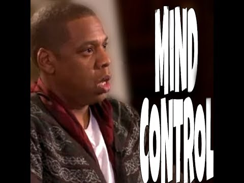 "(Must See)Jay-Z under""MK-Ultra"" MindControl during Interview"
