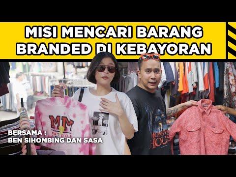 THRIFTING di Kebayoran dapet Banyak Barang Branded?? | #THRIFTGANG