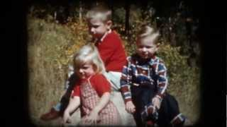 An American Family Of The 1960's (8mm Home Movie)