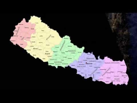 NATIONAL ANTHEM NEPAL SAYAUN THUNGA PHOOL KA