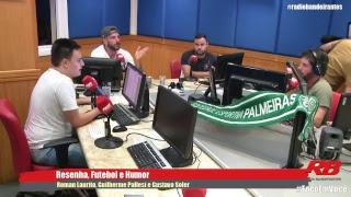 Resenha, Futebol e Humor - 31/10/2018