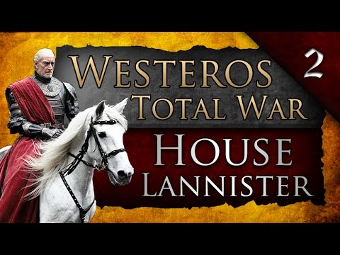 Westeros: Total War: House Lannister Ep. 2 - YouTube