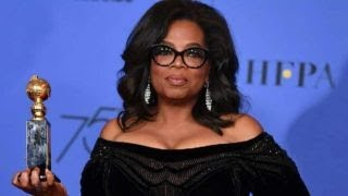 Trump responds to report Oprah may run against him in 2020