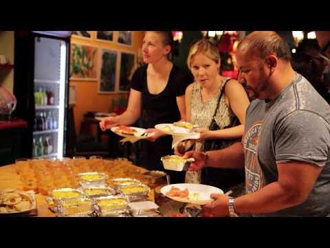 Mat och kultur från Chile den 17 juni 2017