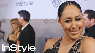 Tamera Mowry Had the Same Reaction to Meeting Mariah Carey as You Would | InStyle