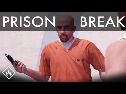 Cùng Vượt Ngục GTA V Online : FULL Prison Break Heist | TEAM ĐẠI BÀNG | PS4